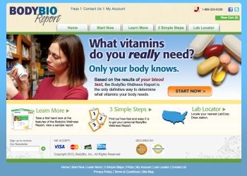 BodyBio Wellness Report