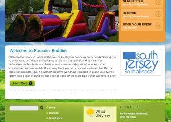Bouncin' Buddies Moon Bounce Rental Company