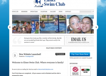 Local Swim Club - Elmer NJ