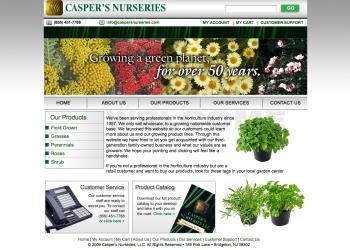 Local Nursery - Online Ordering Portal