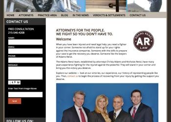 Adams Renzi Law Firm