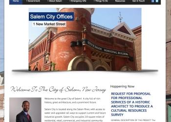 City of Salem, New Jersey