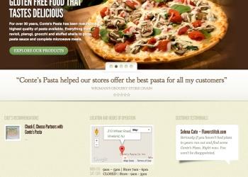 Conte's Pasta Company